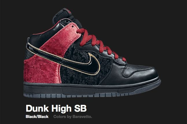 Nike Bloody Sunday Dunk High Sb 2007 1