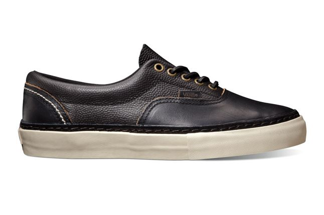 Vault By Vans X Horween Era Hw Lx Black Fall 2012 1