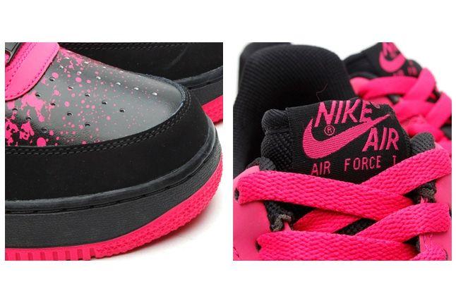 Nike Air Force 1 Low Pink Splatter 3