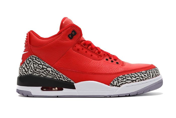 Air Jordan 3 Chicago All Star Varsity Red Ck5692 600 Release Date
