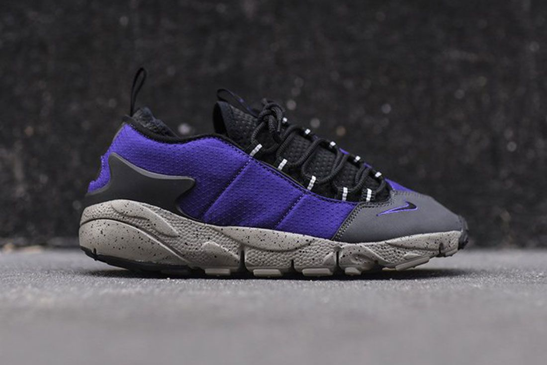 Air Footscape Nm Purple