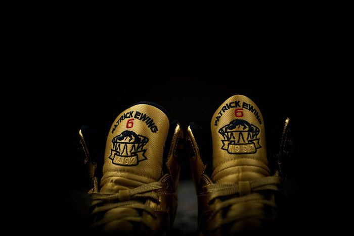 Ewing Athletics Eclipse Gold Medal 6