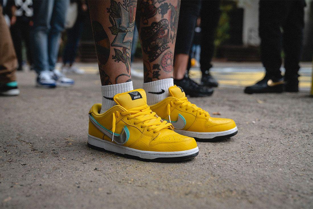 Sneakerness Milan Sneaker Freaker On Foot Shot6