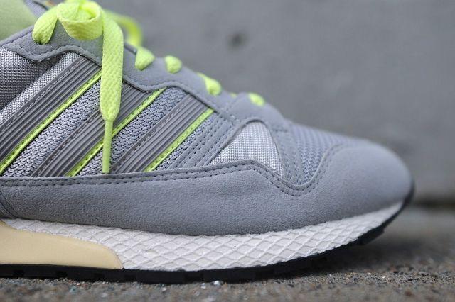 Adidas Zx 710 Grey Volt 5