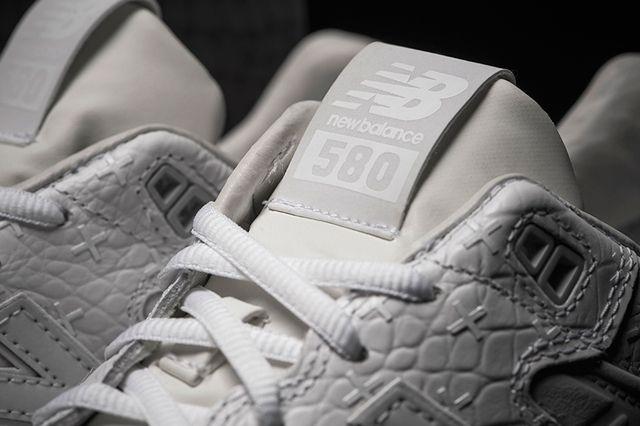 New Balance Mrt580 Xx All White 2