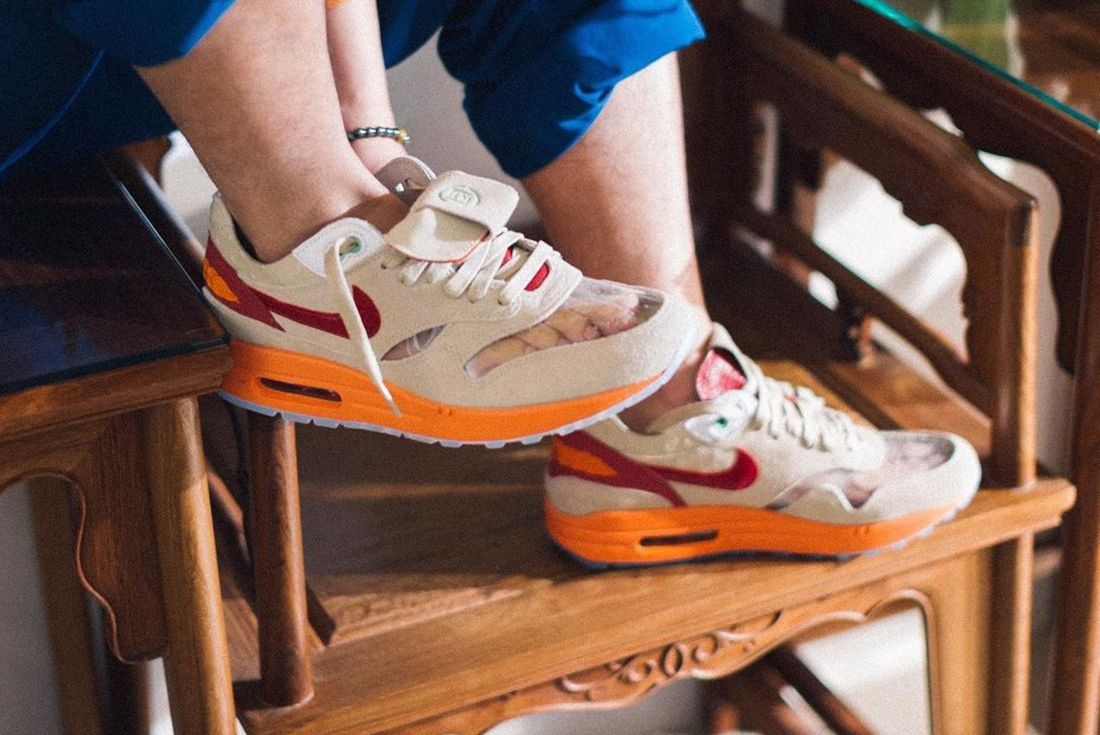 Where to Buy the CLOT x Nike Air Max 1 'Kiss of Death' - Sneaker ...