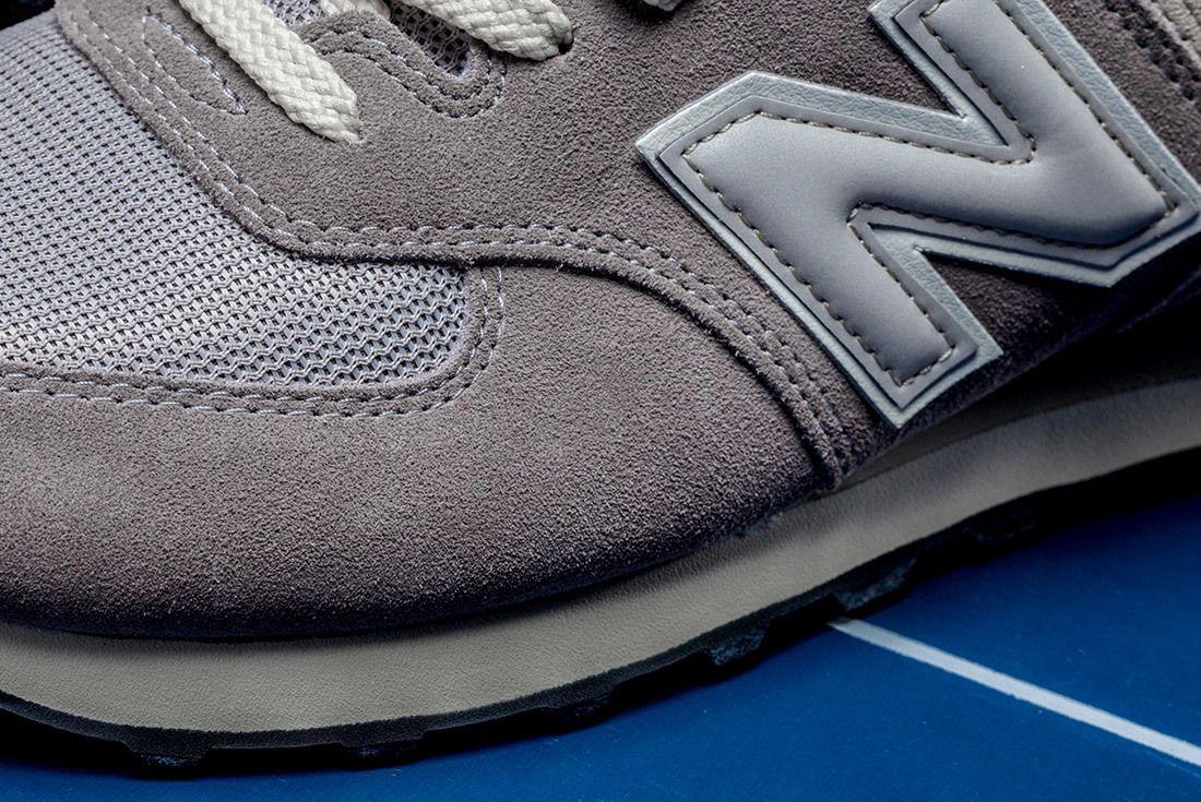 New Balance Grey Toes 2