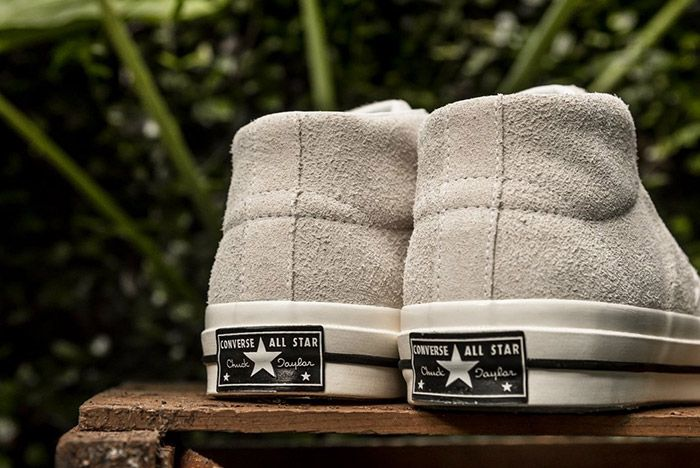 Converse One Star Mid Egret Off White 5