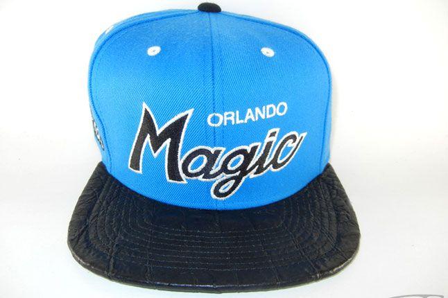 Jbf Custom Cap Orlando Magic 1 1