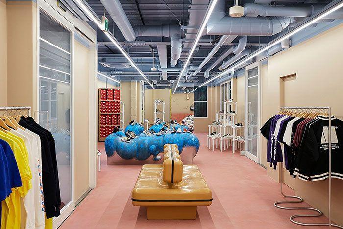 Sneakersnstuff Tokyo Flagship Store Inside10