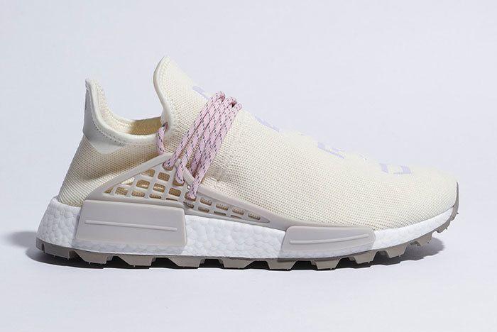 Adidas Nmd Hu Pharrell Nerd White 1