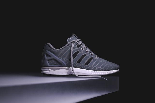 Adidas Zx Flux Xeno Silver 2