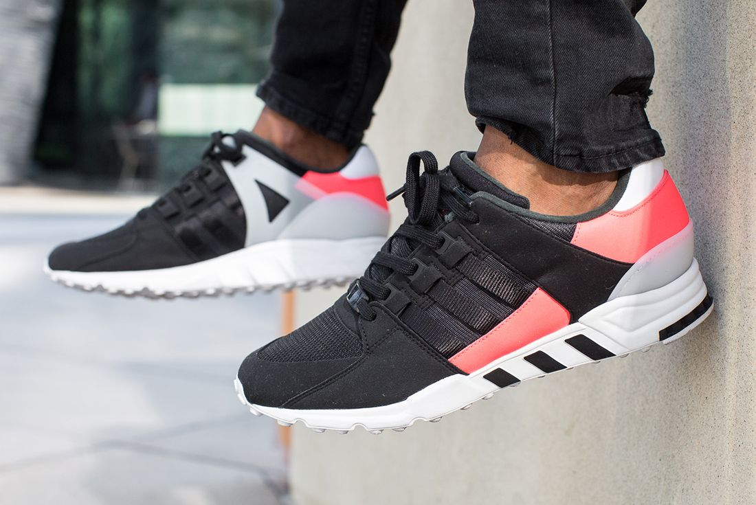 Only The Essentials – Adidas Paints The Town Turbo Red10