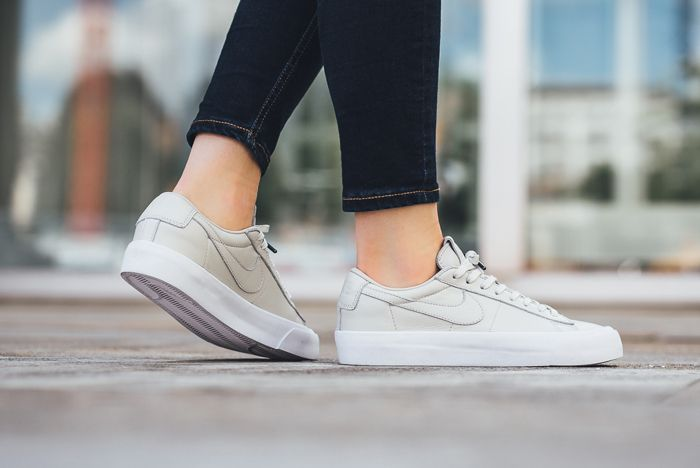 Nike Blazer Low Studio On Foot