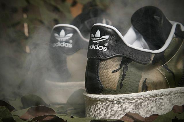 Kzk X Clot X Adidas Originals Superstar1