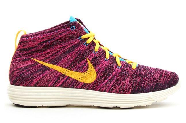 Nike Lunar Chukka Flyknit Fall13 4