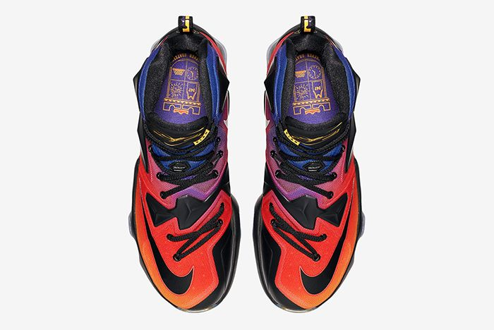Nike Lebron 13 Doernbecher Freestyle Collection 20157