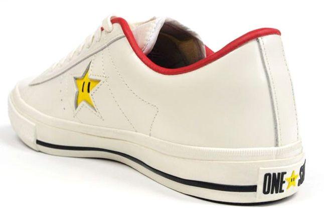 Converse Super Mario Bros One Star 2 1