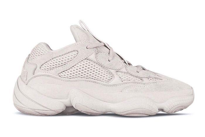 1 Adidas Yeezy Desert Rat 500 Blush Release Date Sneaker Freaker