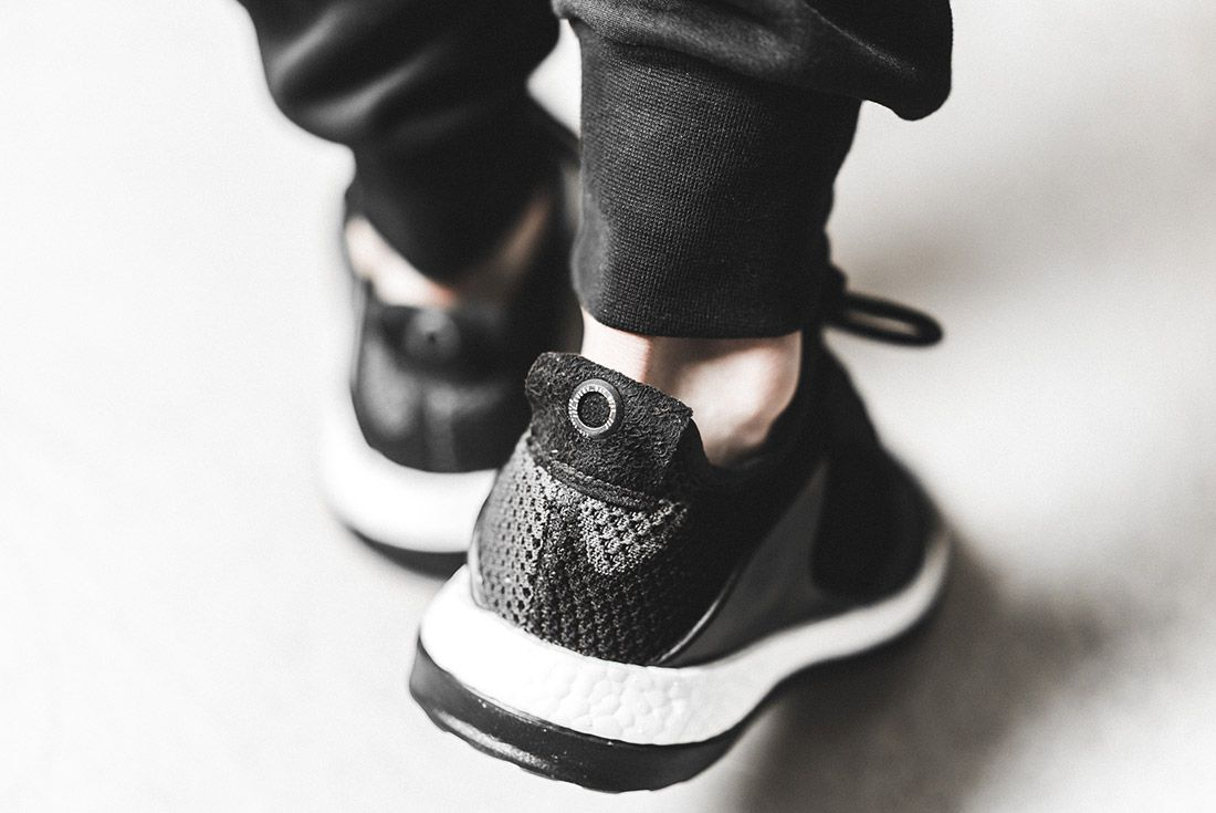Day One Adidas Pure Boost Zg Black 3