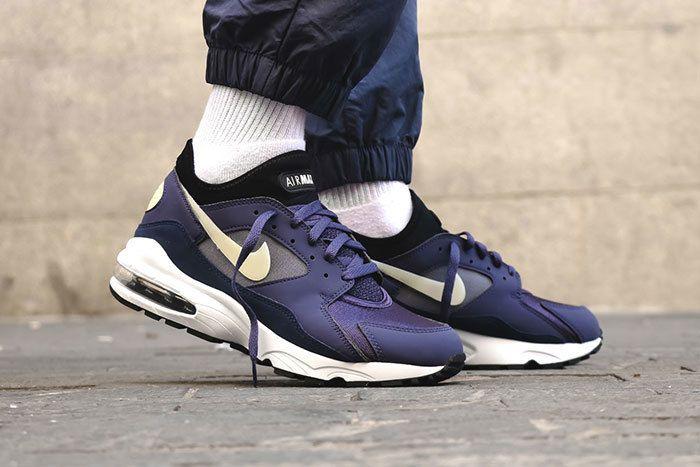 Nike Air Max 93 Purple 1