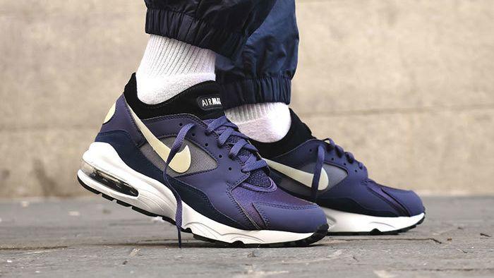 Espectacular secretamente pavo  Nike's Air Max 93 Hits a Purple Patch - Sneaker Freaker