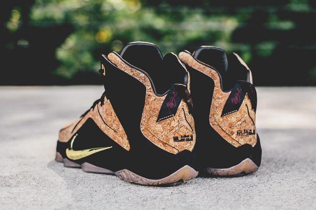 Nike Le Bron 12 Cork 2