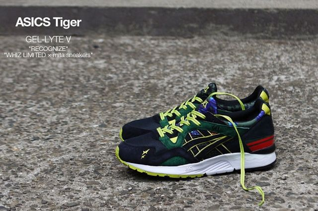 Whiz Mita Asics Gel Lyte 5 Recognize