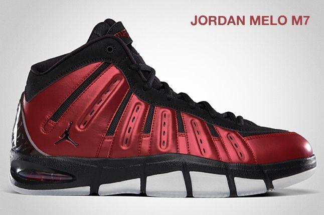 Jordan Melo M7 Red 2