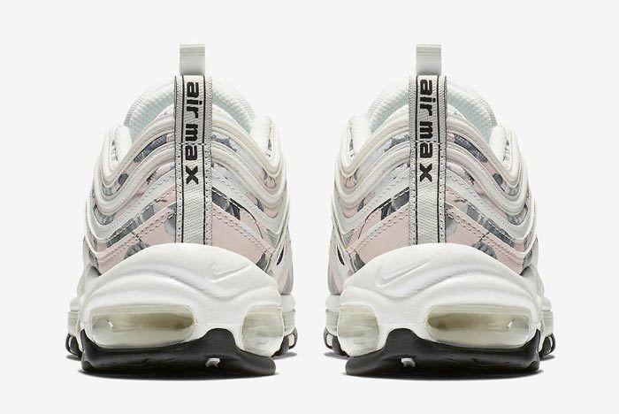Nike Air Max 97 Womens Floral Heel