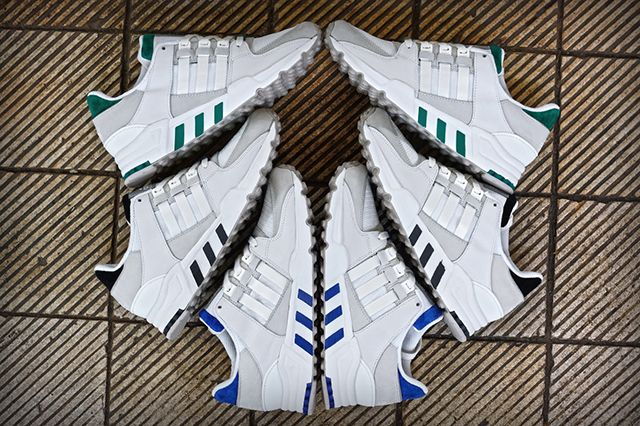Adidas Originals Eqt Running Support 93 White Pack 4