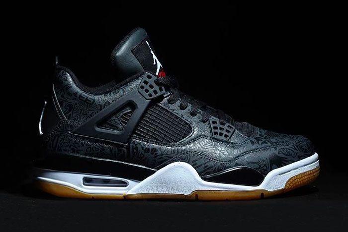 Air Jordan 4 Black Gum Release Date