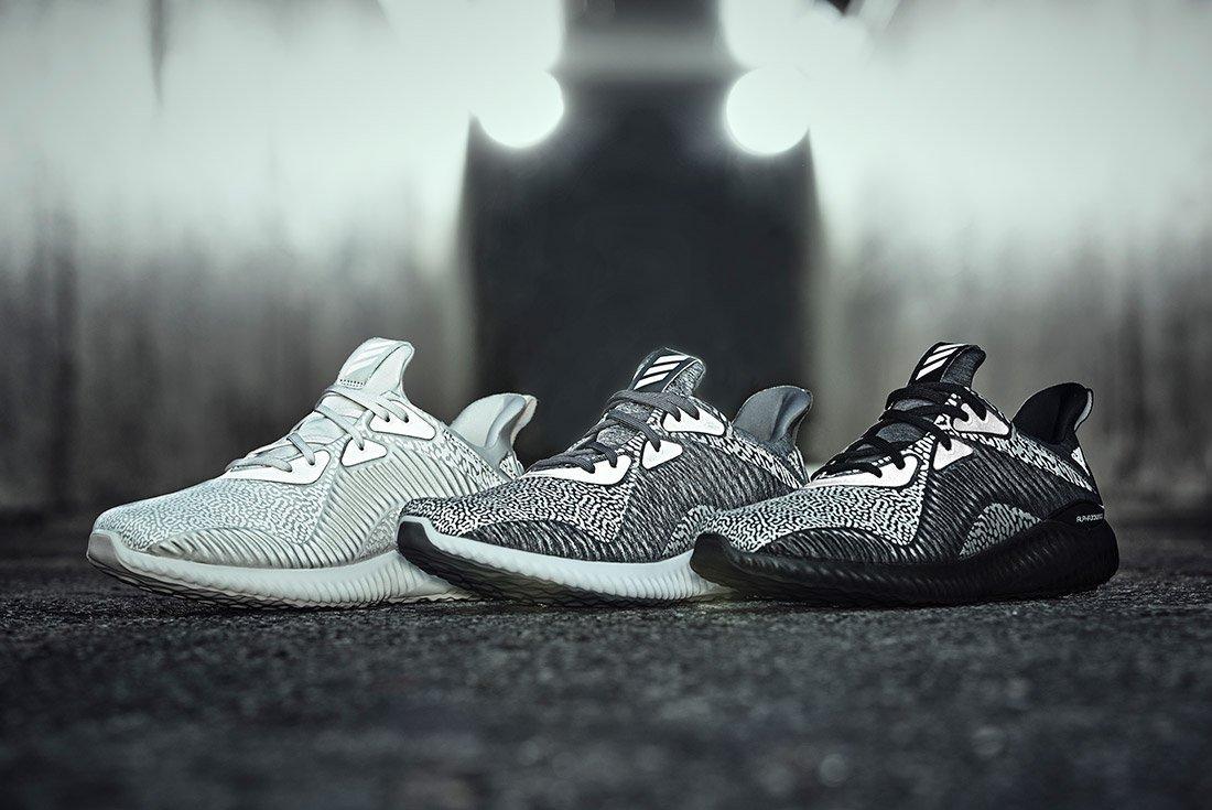 Adidas Alphabounce Reflective 7