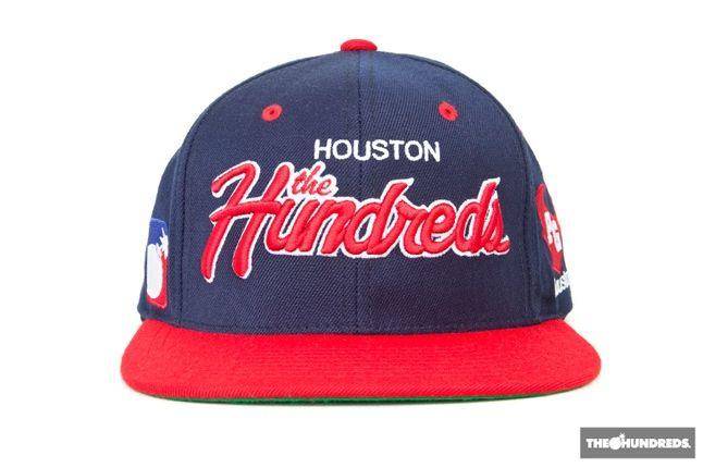The Hundreds Houston Team Hat 2 1
