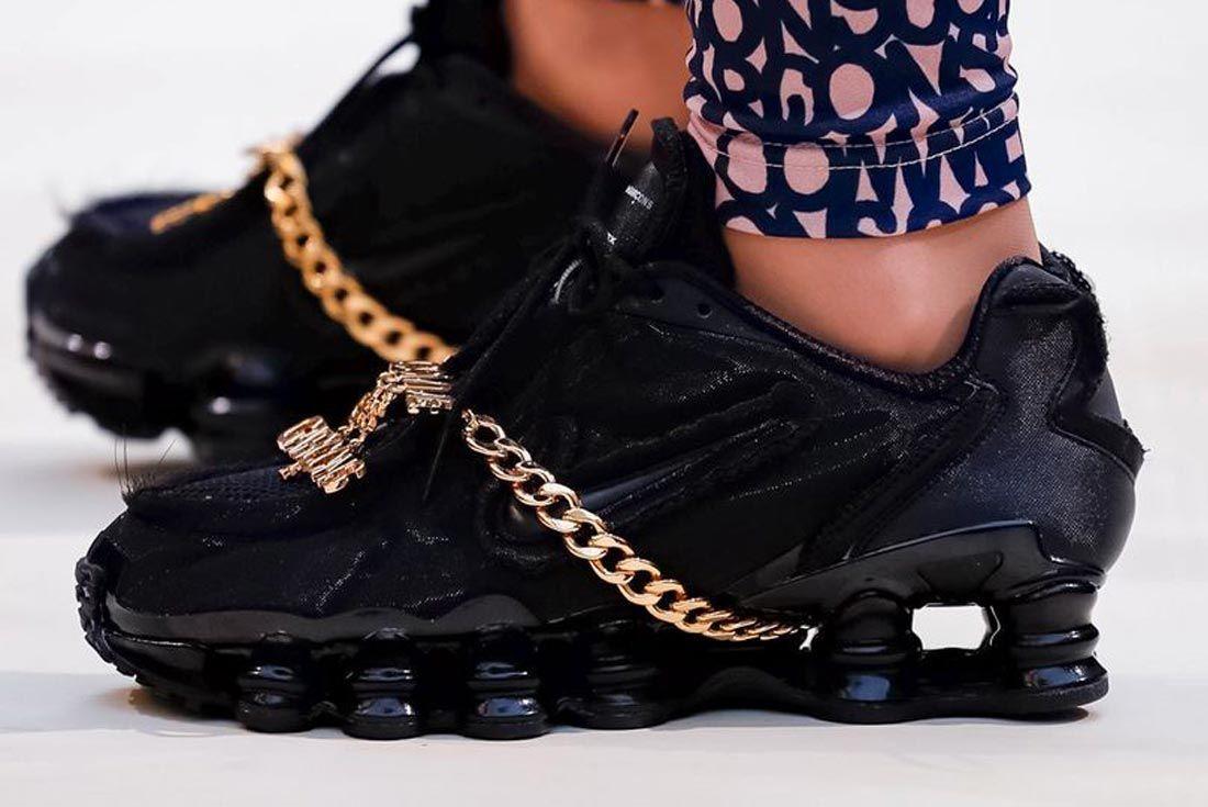 Style Recap Sneaker Takeaways Paris Fashion Week Ss19 13
