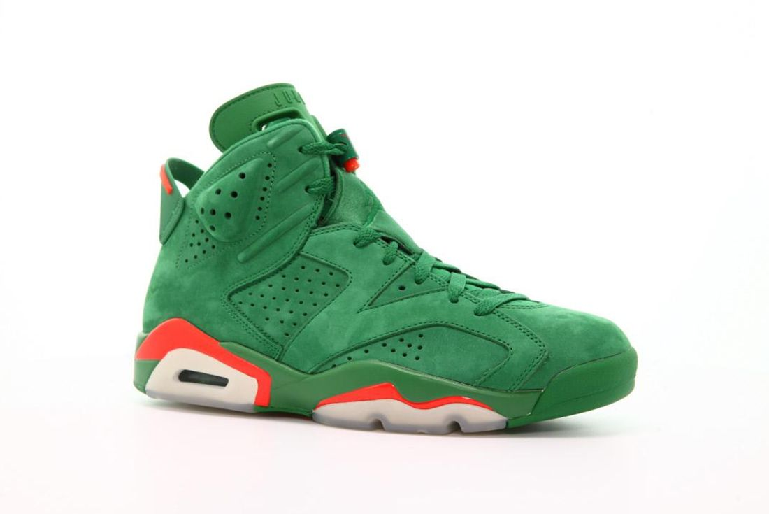 Gatorade X Air Jordan 6 Pine Green Release Date Sneaker Freaker 14