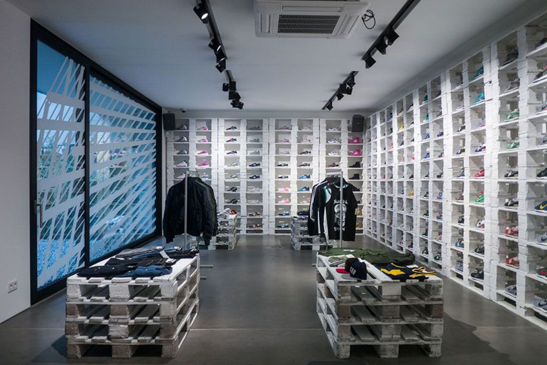 Kickz Berlin Store