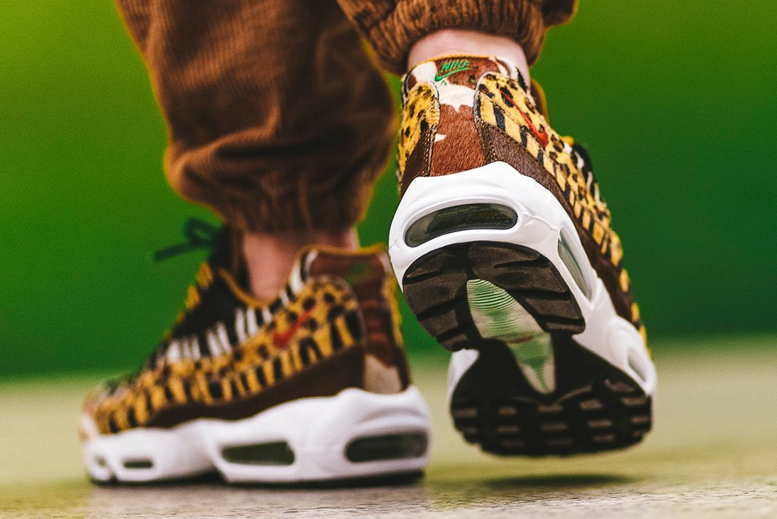 Nike Air Max Animal Pack Release 7
