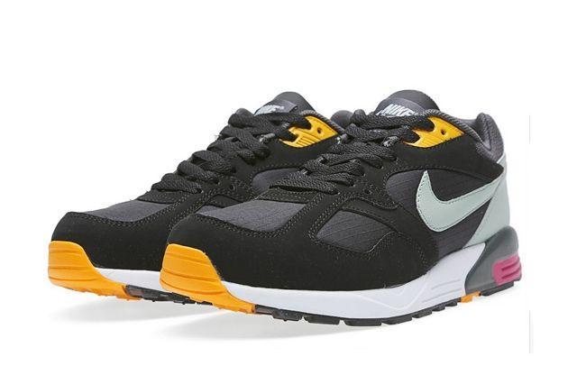 Nike Air Base Ii Lt Base Grey Tangerine 7