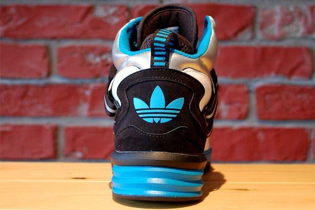 Adidas Roundhouse Distinct Teal Run White 2