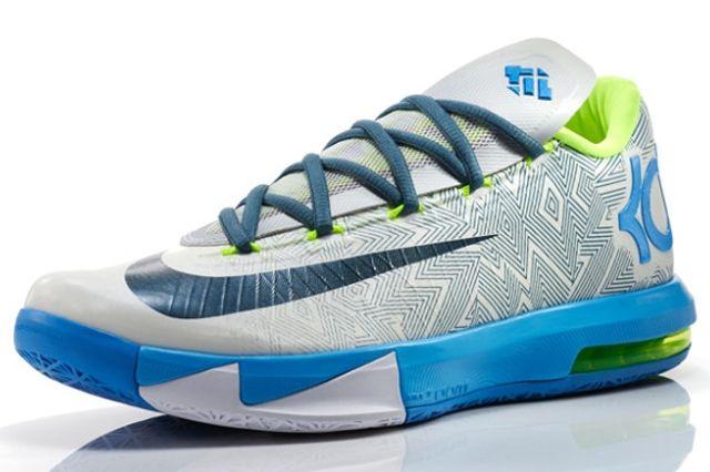 Nike Kd 6 Home Angle
