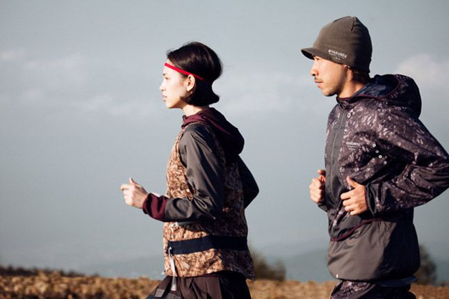 Nike Undercover Gyakusou 2012 Fall Winter Collection 1