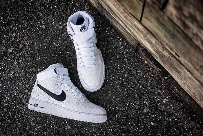 Nike Air Force 1 High Perf White Black 6
