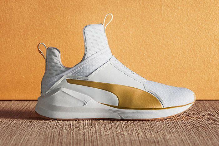 Puma Fierce White Gold 1
