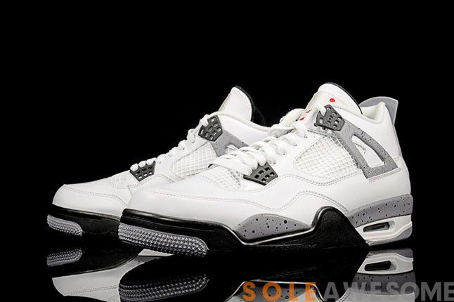 Air Jordan 4 Cement 01 1