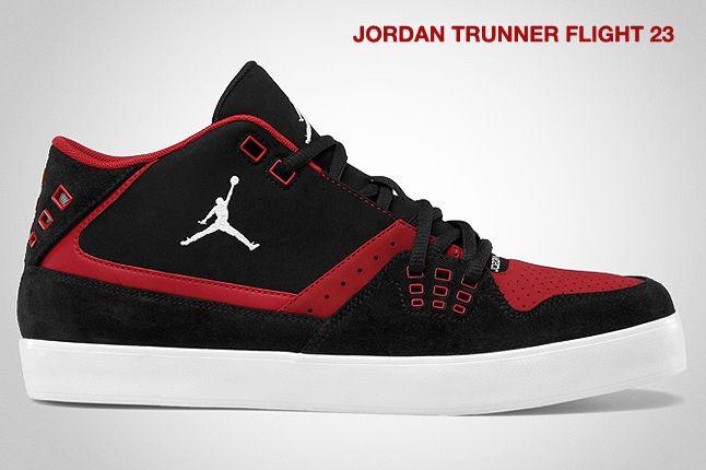 Jordan Brand July 2012 Preview Jordan Trunner Flight 23 Classic 2 1