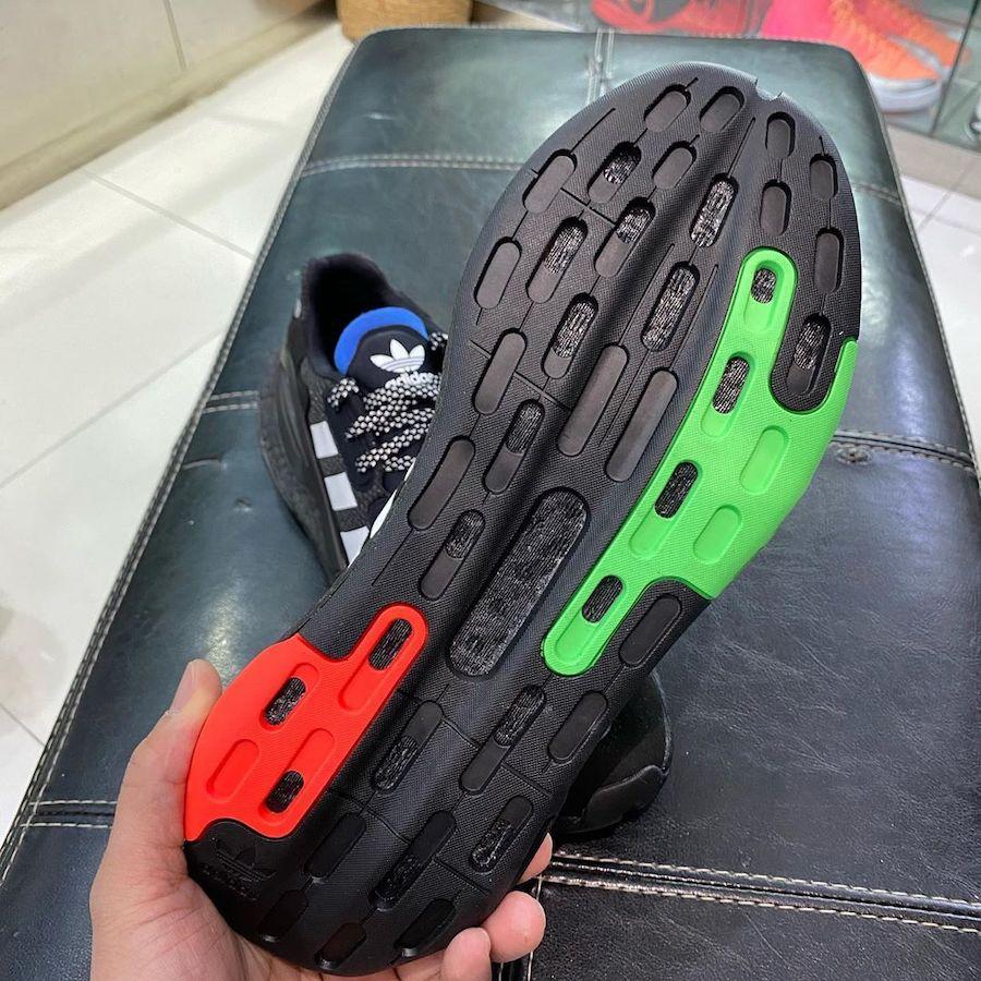 adidas Nite Jogger outsole