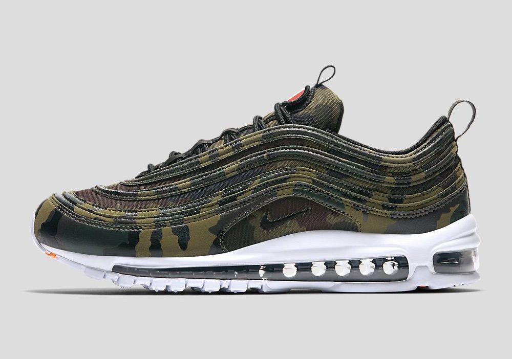 Nike Air Max 97 Country Camo France (2017)