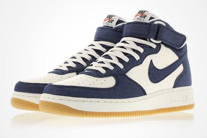 Nike Air Force 1 Denim 4