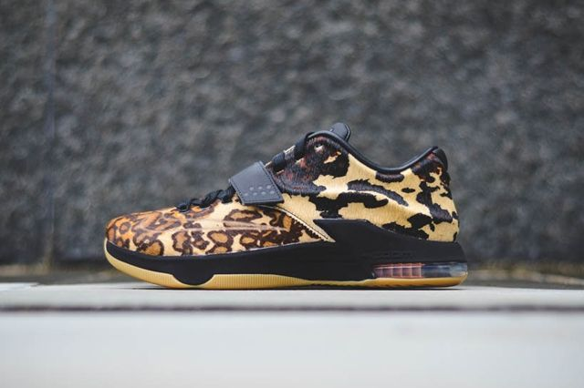 Nike Kd7 Pony Hair Bump 7